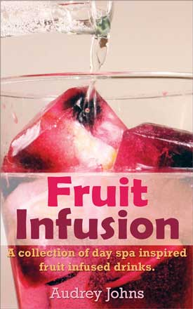 Fruit Infused Water Book